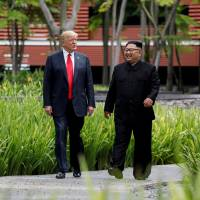 Trump receives summit follow-up letter from North Korean leader Kim; second meeting not firm