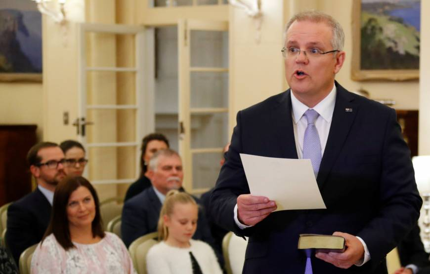 With latest leadership change, Australian voters angry at way politicians are treating them