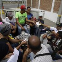 Peru declares health emergency at border as exodus out of Venezuela nears 'crisis moment'