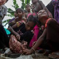 U.N. warns of 'lost generation' of Rohingya children as half a million languish in refugee camps