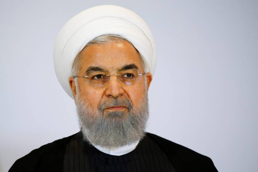 Five years of Hassan Rouhani's Iranian presidency
