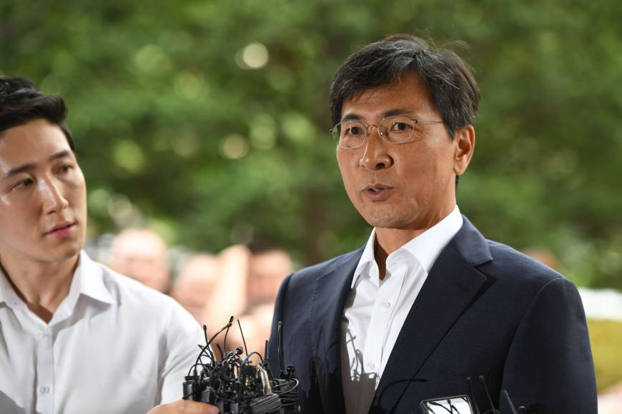 Former South Korea presidential hopeful acquitted in sex abuse case