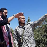 Russia again claims Syrian rebels are preparing chemical weapons attack