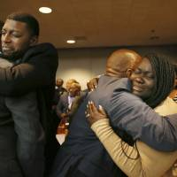 White Texas cop found guilty of murder in death of unarmed black teen in high-profile shooting