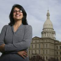 Michigan attorney set to be first Muslim woman in Congress, looks to go after 'bully' Trump