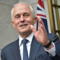 Former Australian Prime Minister Malcolm Turnbull quits parliament, stripping government of one-seat majority