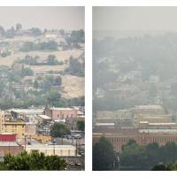 Smoke from wildfires triggers dangerous particulate matter alert in Vancouver