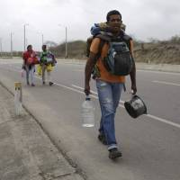 Venezuelan migration crisis: How it affects other South American countries