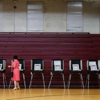 Boy, 11, hacks into replica U.S. election website in minutes as convention probes electronic voting systems