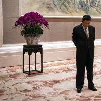 After amassing vast amounts of power, Xi finds himself beset by economic, political challenges