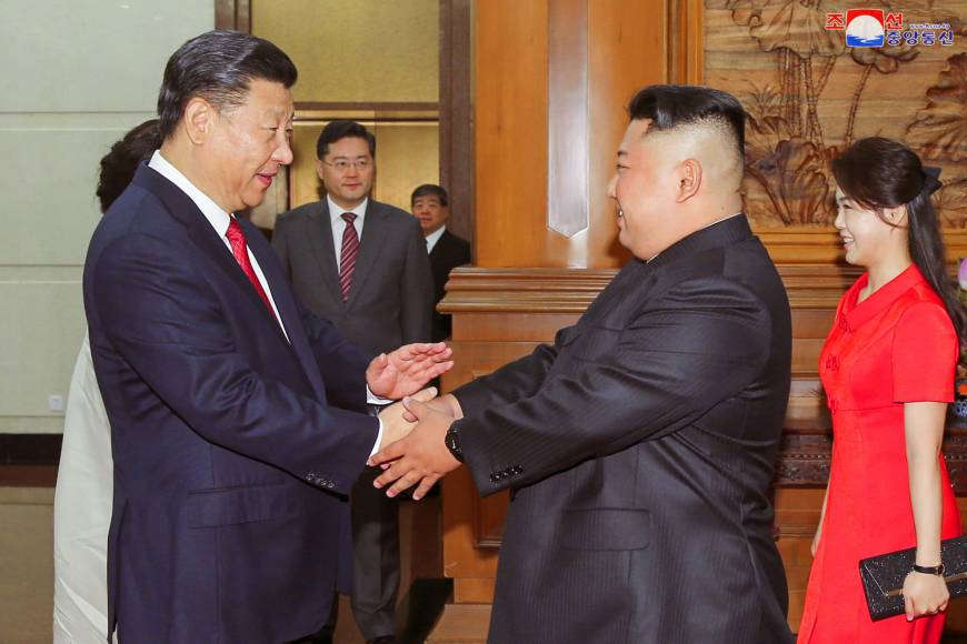 China's Xi to visit North Korea next month for first time as president: report