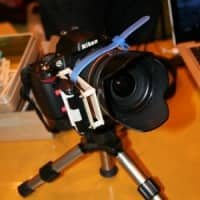 OkometubuY's time-lapse photography device