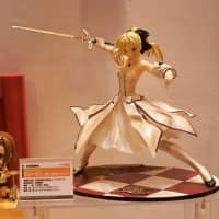 Wonder Festival showcases some of the top garage kits – handmade models of characters from anime and manga.