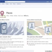 Facebook announced that Japan is the second country in the world to receive Facebook Places