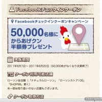 Is Facebook's 'Check-in Coupon' a good deal in Japan?