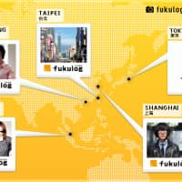 Fukulog shares its looks with Asia