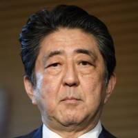 Abe declare candidacy in LDP presidential race on Sunday as prime minister looks to secure third consecutive term