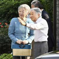 Emperor and Empress to visit disaster-hit prefectures in western Japan