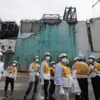 Extreme makeover: Tepco attempts image overhaul at Fukushima nuclear plant