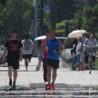 Olympic heat wave fears: What steps can Tokyo take?
