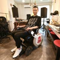 From the DJ booth, man with ALS taps into tech to brighten future for all