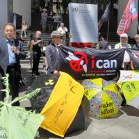ICAN champions grass-roots efforts to persuade Japan and others to support a nuclear-free world