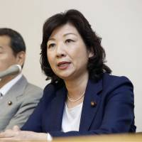 Seiko Noda rules herself out of LDP leadership vote but mulls creating her own party faction