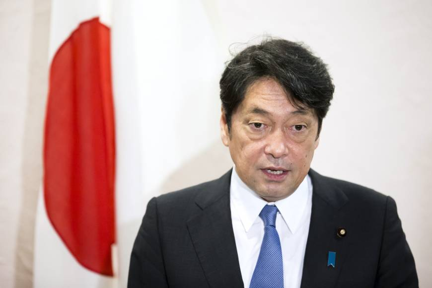 Onodera may visit the Netherlands, Italy next month