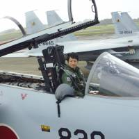Japan sees first woman qualify as fighter jet pilot