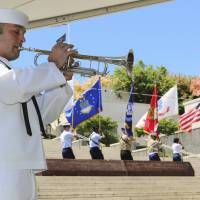 U.S. POWs, killed in 1945 attack on Japanese ship and buried as unknowns, get memorial marker in Hawaii