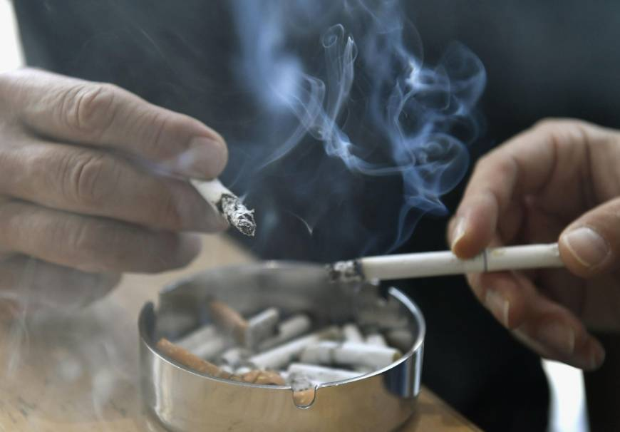 Smoking-linked financial losses in Japan topped ¥2 trillion in fiscal 2015
