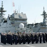 Japan to send helicopter destroyer for rare long-term joint exercises in South China Sea and Indian Ocean