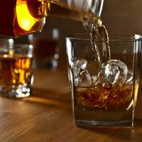 Two arrested for selling fake whisky on flea market app Mercari