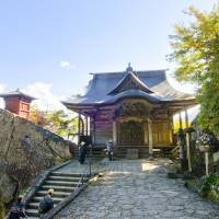Yamadera in Yamagata Prefecture. | GETTY IMAGES