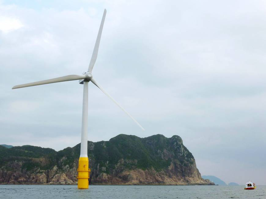 Japan eyes loosening restrictions on wind power to boost output