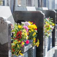 Pricey family graves a fading tradition in aging Japan