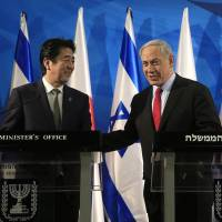 Japanese and Israelis could make a killer yin-and-yang combo