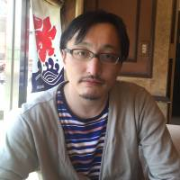 Yuki Yoshida, 37, has spent more than a decade investigating urban legends in Japan. | ALEX MARTIN