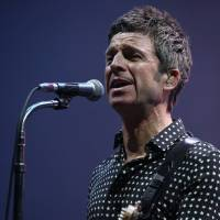 The problems in being idle: Noel Gallagher headlines the Tokyo leg of Summer Sonic on Saturday. The British rocker was suprisingly nonchalant in a set that saw him close with a Beatles cover. | © SUMMER SONIC ALL RIGHTS RESERVED