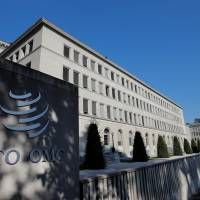 Under current arrangements, World Trade Organization rules are holding back growth because they fail to encourage firms to 'share' their technology with one another. | REUTERS