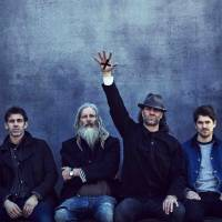 Rock revelation: Reef is back with its first album in 18 years, 'Revelation.' From left to right are drummer Dominic Greensmith, bassist Jack Bessant, vocalist Gary Stringer and guitarist Jesse Wood. | JENNY HANDS