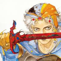 'Final Fantasy and the World of Yoshitaka Amano'