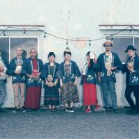 Folk heroes: Minyo Crusaders want to create music that samples from the traditions of existing minyō folk songs across the country.