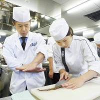 58 years and 140,000 students: The art of the Tsuji Culinary Institute