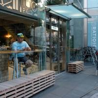 Tokyo cafes serve up coffee with a side of cyclo-tourism