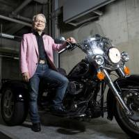 Wheezy rider: The steady support Harleys have enjoyed from affluent pensioners may be coming to an end. | BLOOMBERG