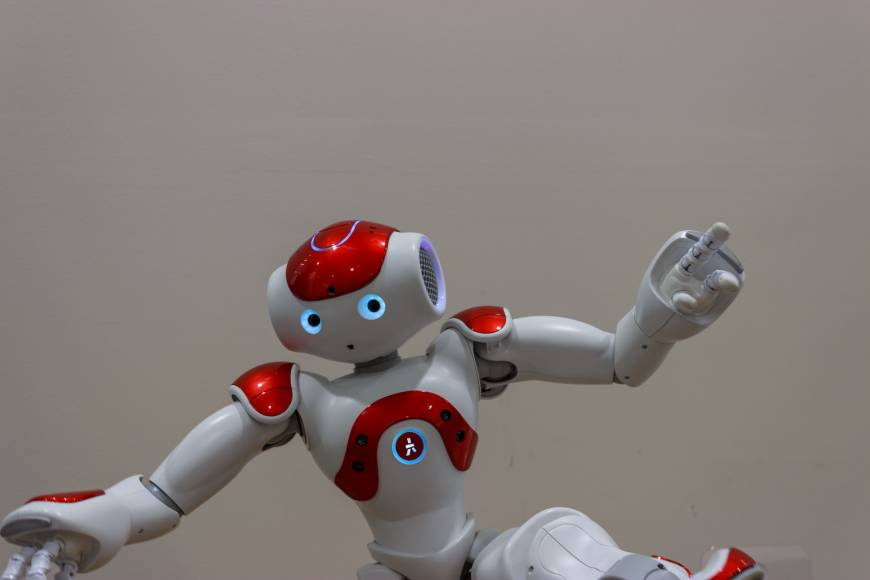 Get ready for the robot invasion — of our classrooms