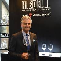 Riedel CEO's return to Japan flavored with innovation