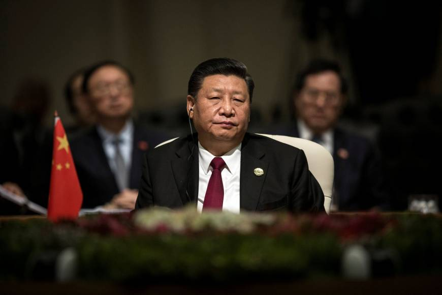 China's bold plans to reshape the world