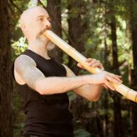 Identity politics gone mad: Shakuhachi flute master Cornelius Boots was called out recently for the crime of playing a traditional Japanese instrument while white. | COURTESY OF CORNELIUS BOOTS